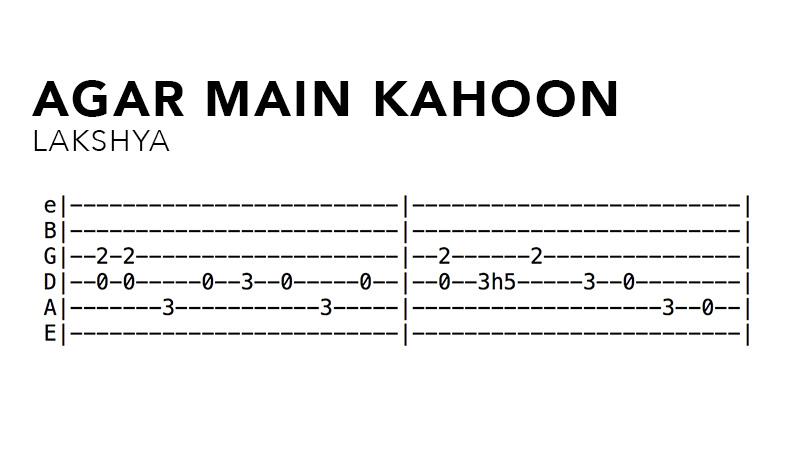 Guitar Chords For Beginners Songs Hindi