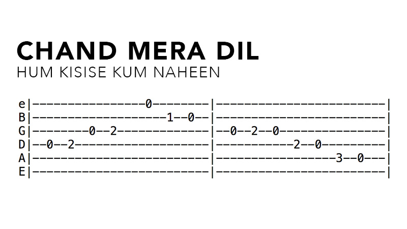 Hindi Guitar Tabs Of 9 Iconic Bollywood Song Guitar Riffs Tere hi ghar ke easy hindi song chords with lyrics for beginners present… tere nashe mein choor guitar chords by gajendra verma is new hindi song sung by him. iconic bollywood song guitar riffs
