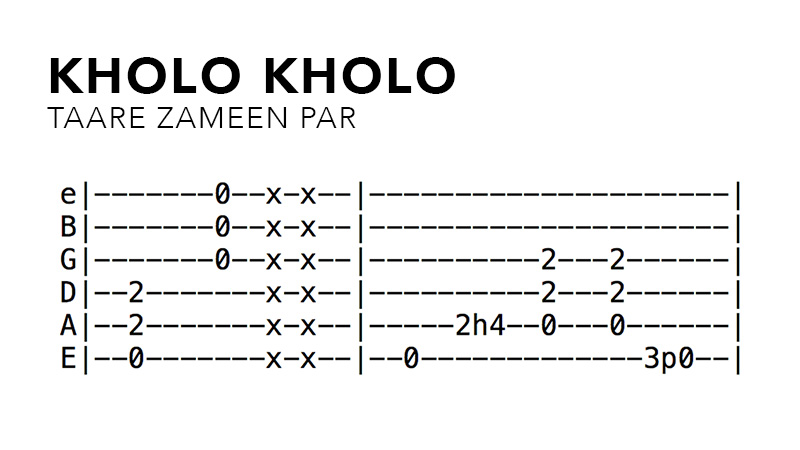 Hindi Guitar Tabs Of 9 Iconic Bollywood Song Guitar Riffs We will upload the lyrics of that song in … iconic bollywood song guitar riffs