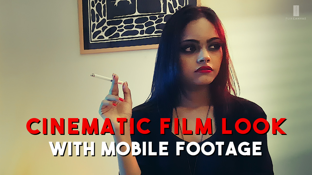 Color Grading Mobile Footage inside Adobe Premiere Pro with