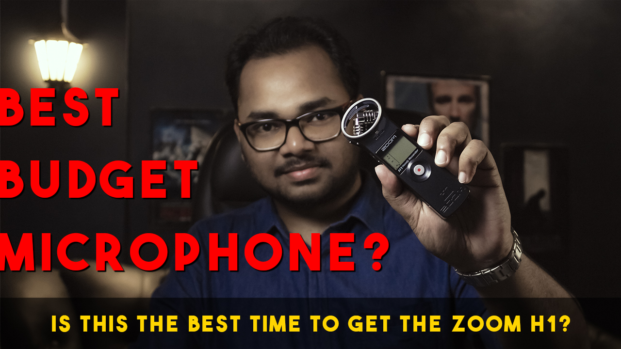 The BEST Budget Mic for Making Videos - Zoom H1N